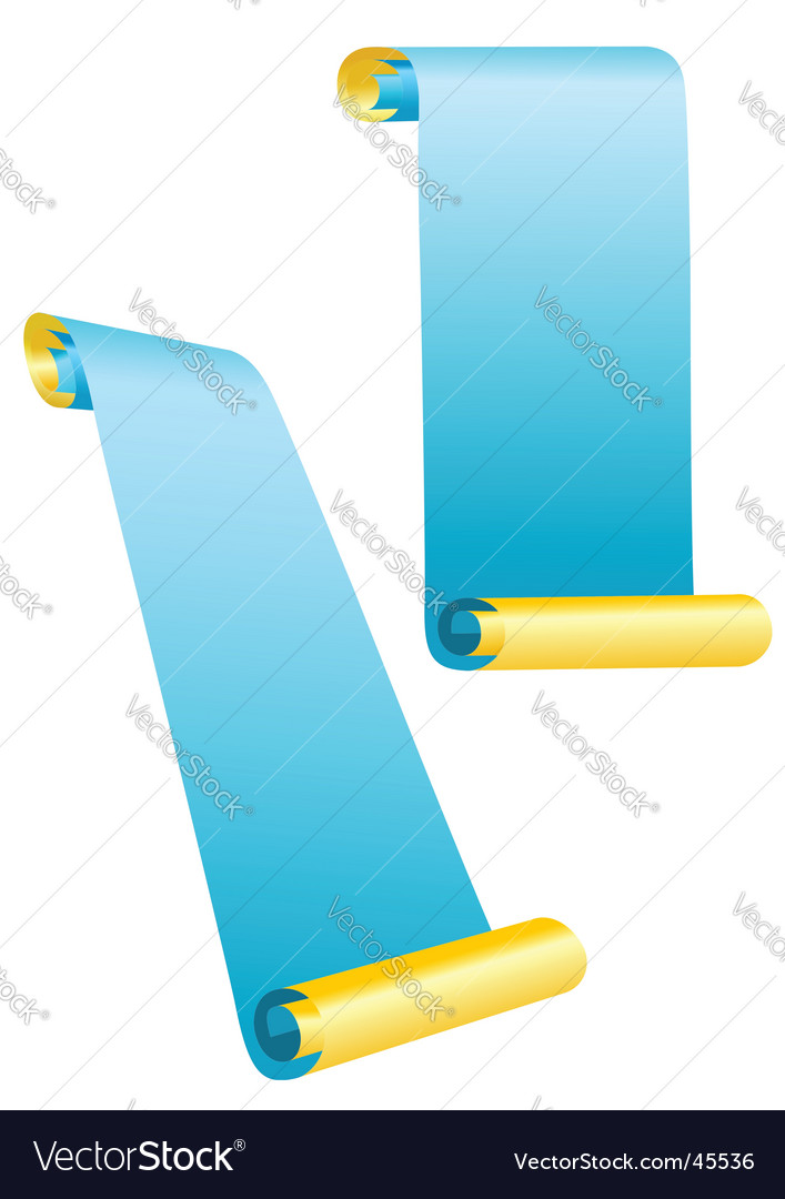 Two rolls wallpaper vector | Price: 1 Credit (USD $1)