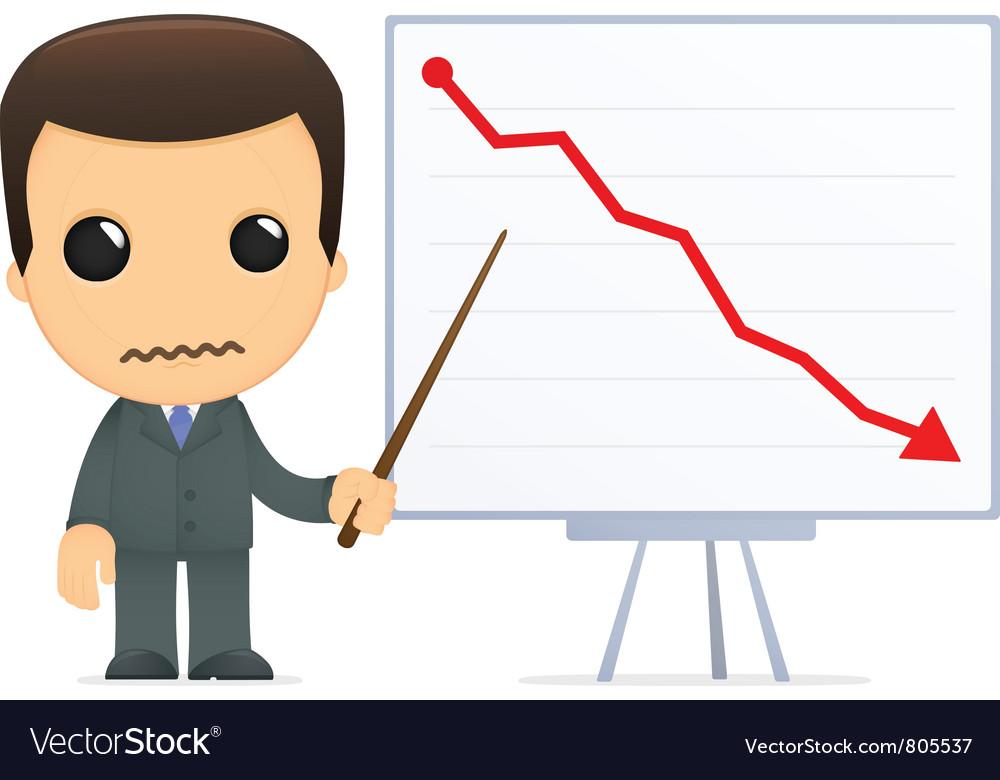 Funny cartoon boss vector   Price: 1 Credit (USD $1)