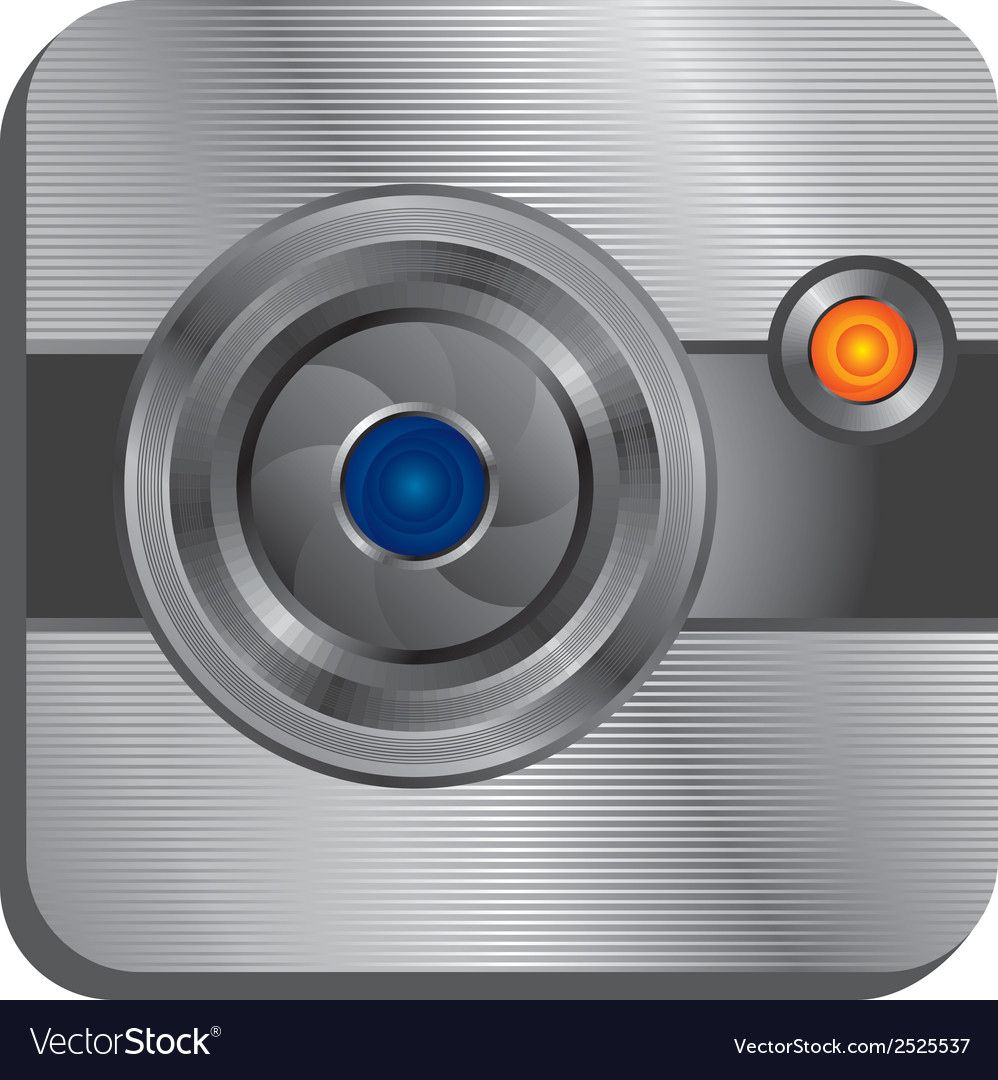 Web cam design vector | Price: 1 Credit (USD $1)
