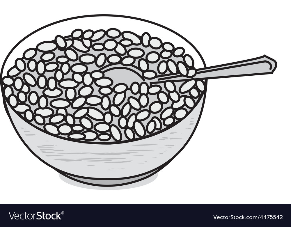 Baked beans vector | Price: 1 Credit (USD $1)