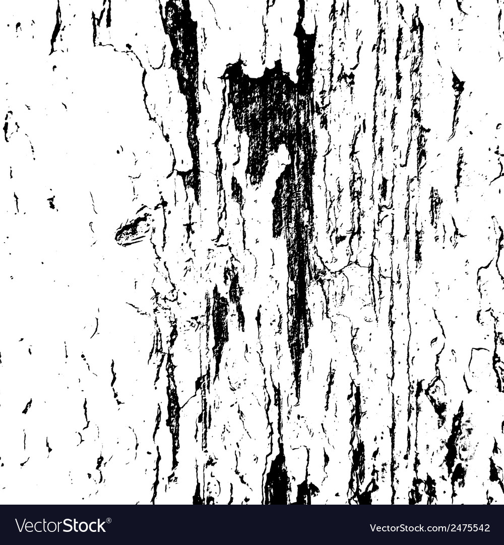 Distress cracked texture vector