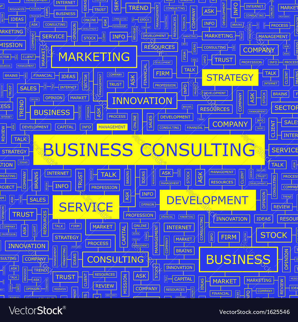 Business consulting vector | Price: 1 Credit (USD $1)