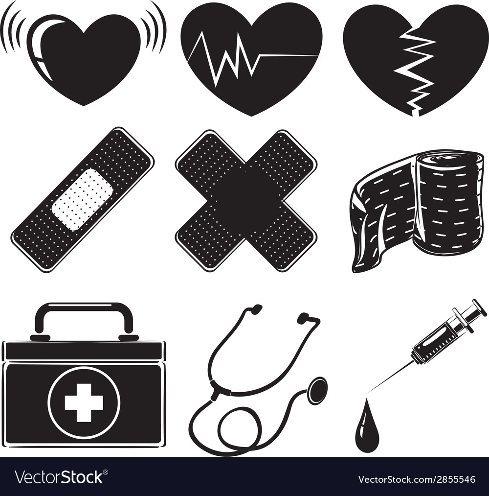 Medical instruments vector | Price: 1 Credit (USD $1)