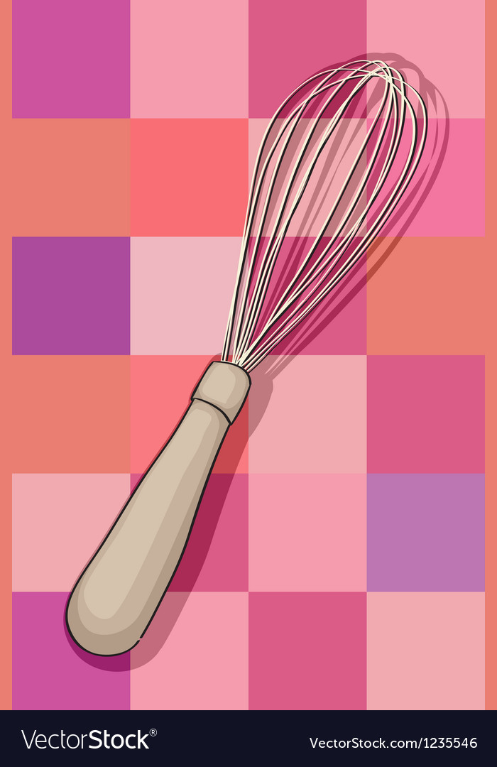 Whisk vector | Price: 1 Credit (USD $1)