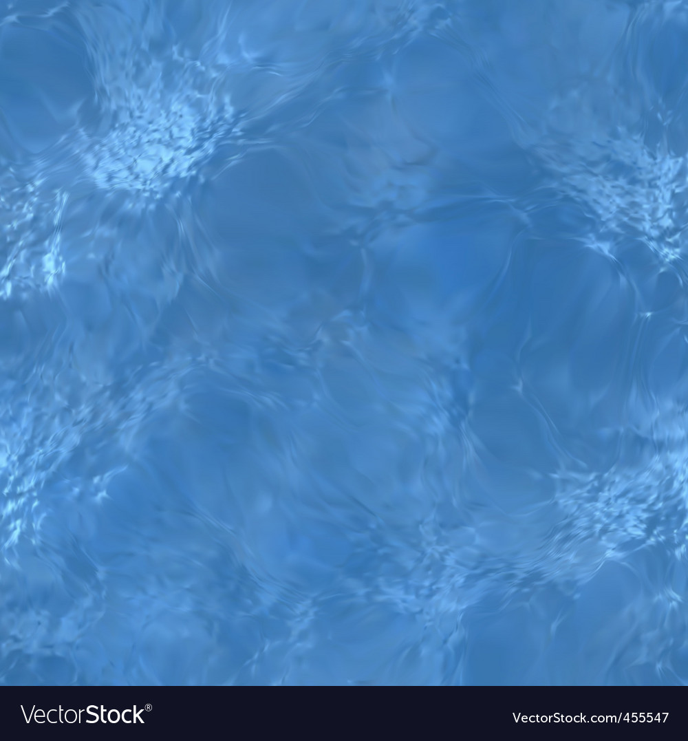 Clear blue water sea floor vector | Price: 1 Credit (USD $1)