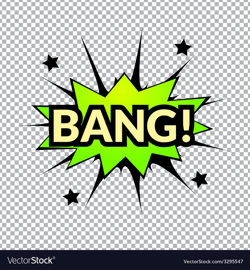 Comic bubbles isolated vector   Price: 1 Credit (USD $1)