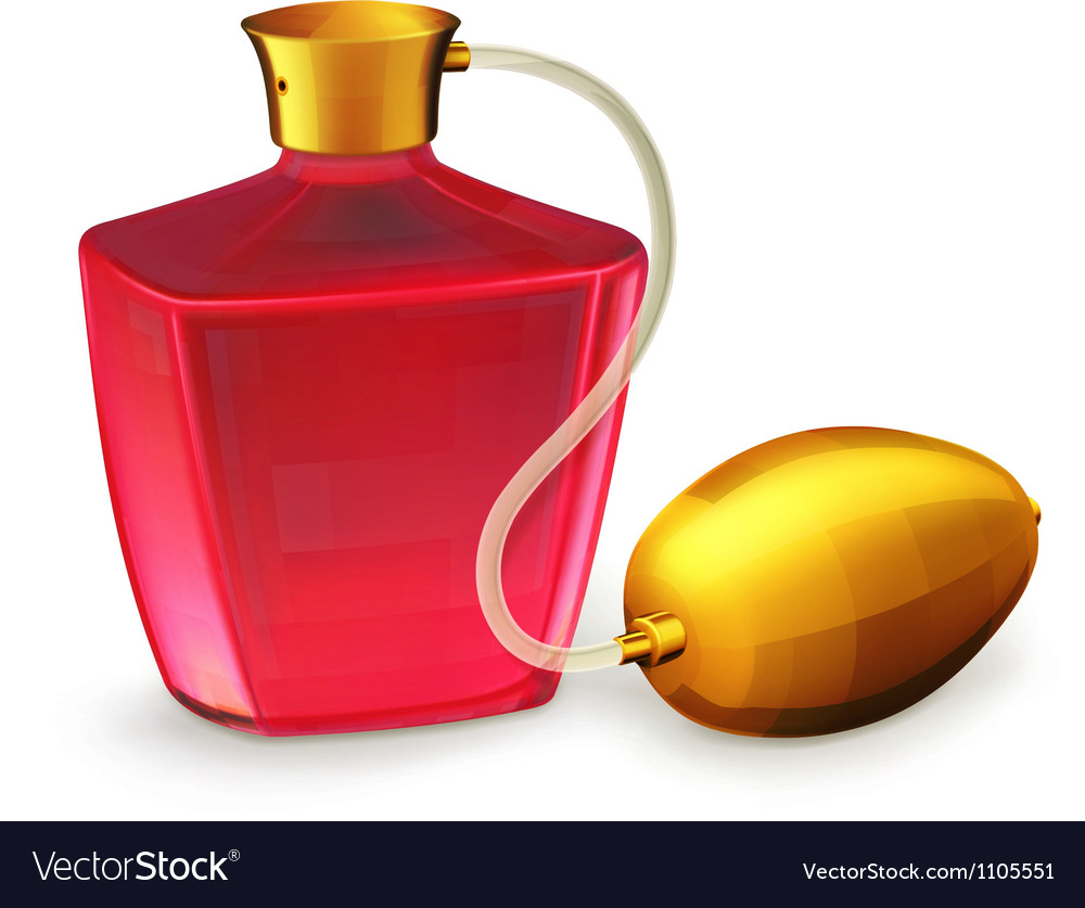 Perfume vector | Price: 3 Credit (USD $3)