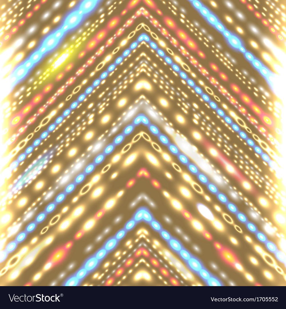 Geometric background with stylized shiny arrow vector | Price: 1 Credit (USD $1)