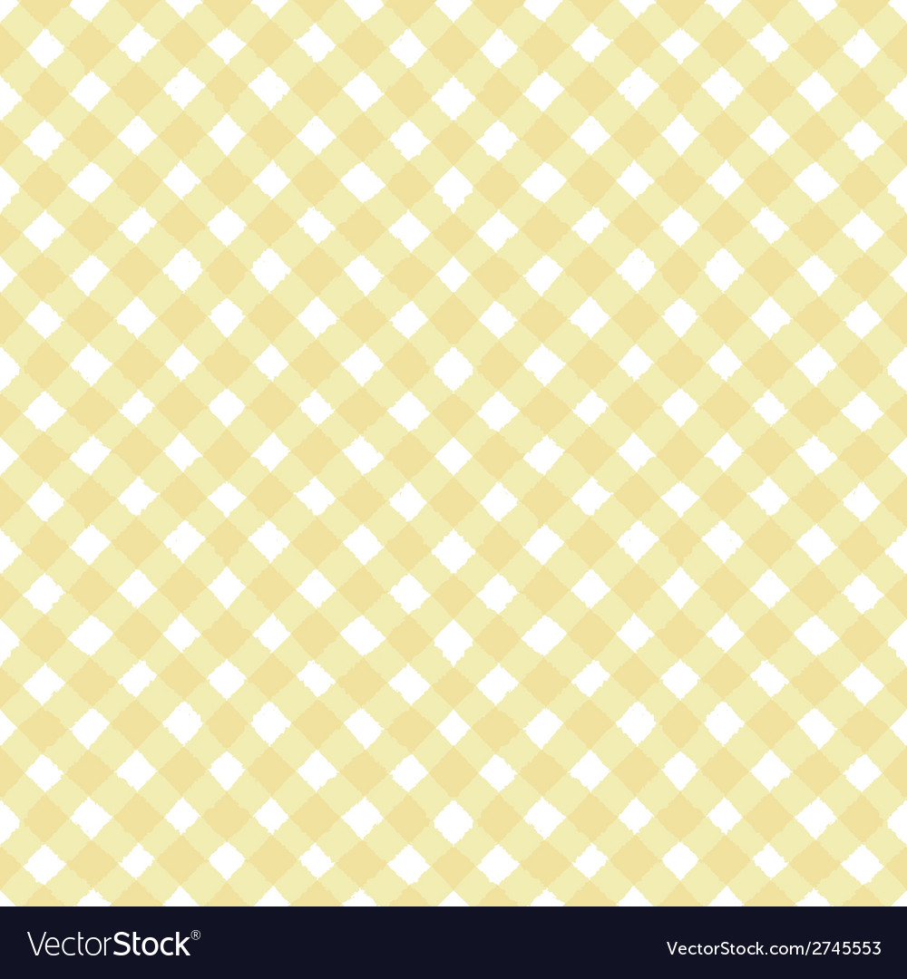 Seamless pattern with cross painted stripes tartan vector | Price: 1 Credit (USD $1)