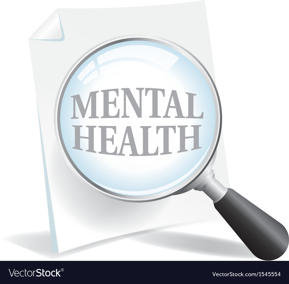 Mental health vector | Price: 1 Credit (USD $1)