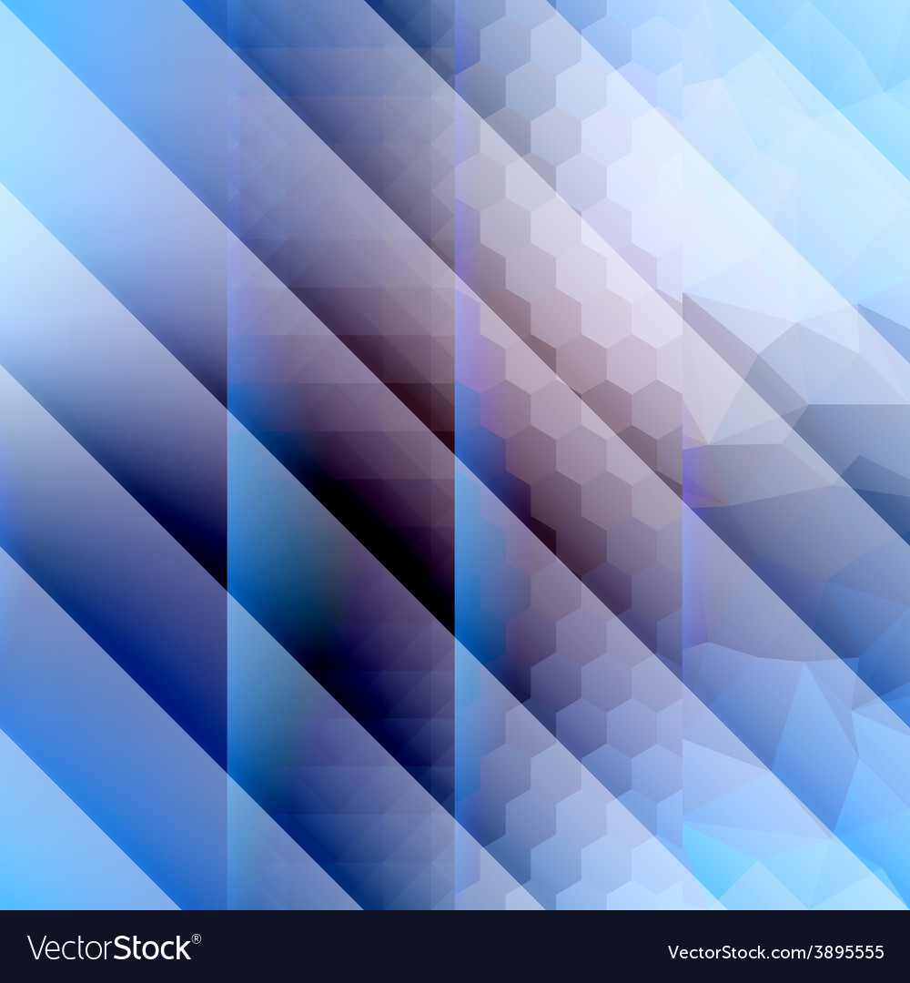 Abstract geometric backdrop with different vector | Price: 1 Credit (USD $1)