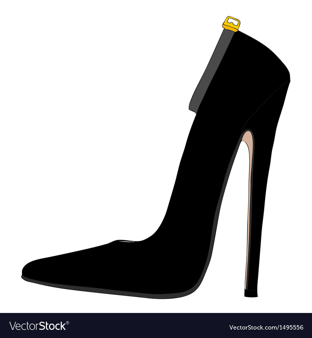 Shoes and fashion 008 vector | Price: 1 Credit (USD $1)