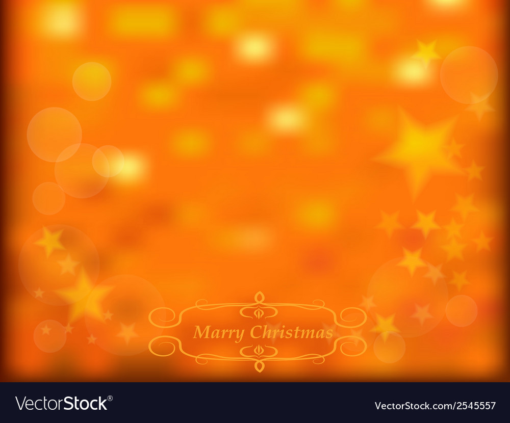 Gold sparkles and stars background vector | Price: 1 Credit (USD $1)