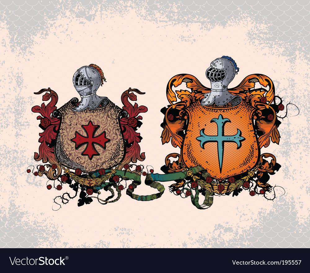 Heraldry vector | Price: 3 Credit (USD $3)