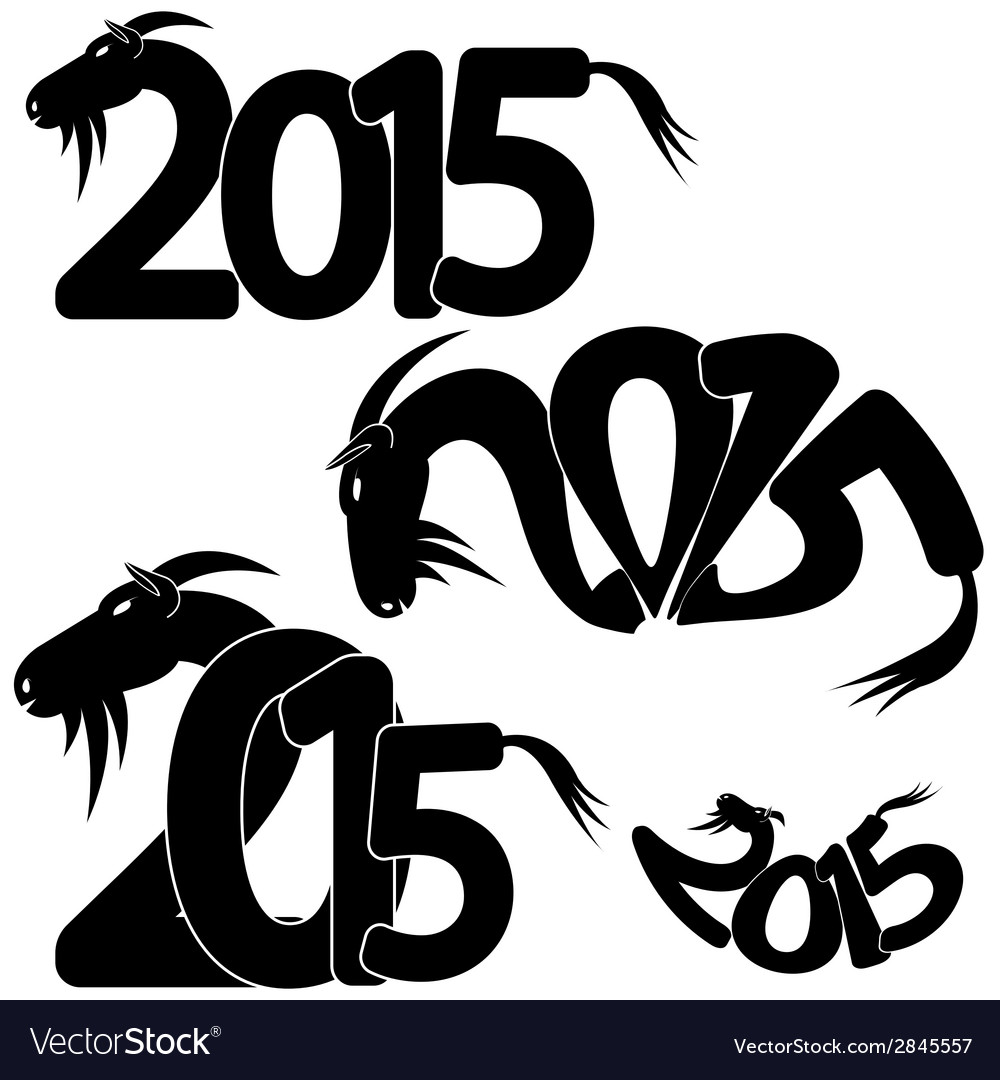 Symbol of the coming year vector | Price: 1 Credit (USD $1)