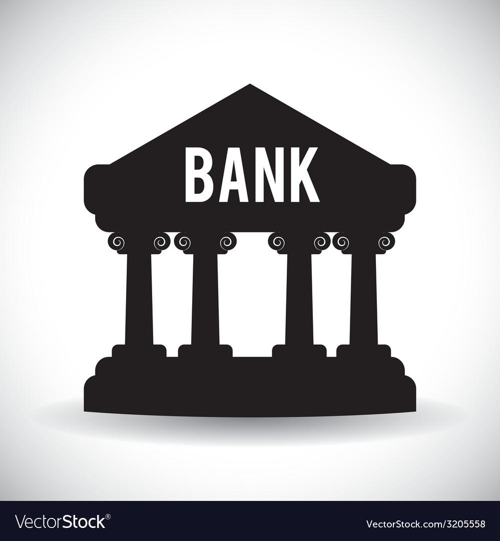 Bank design vector | Price: 1 Credit (USD $1)