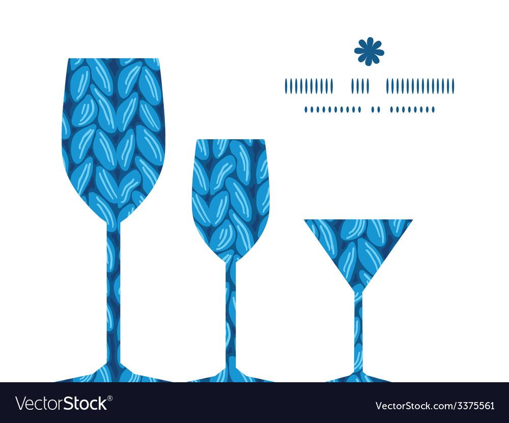 Knit sewater fabric horizontal texture three wine vector   Price: 1 Credit (USD $1)