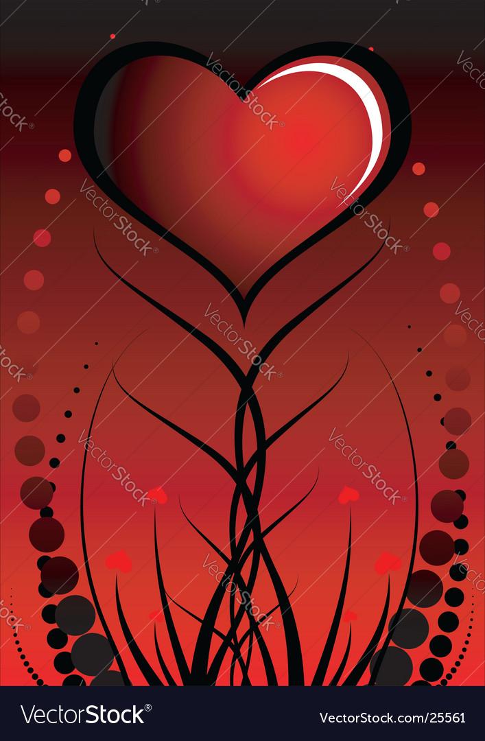 Valentine's design vector | Price: 1 Credit (USD $1)
