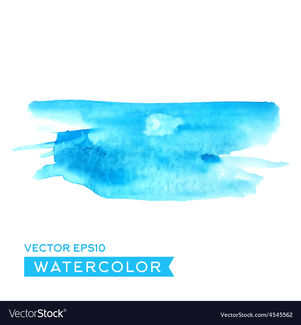 Watercolor abstract drawing high quality vector | Price: 1 Credit (USD $1)