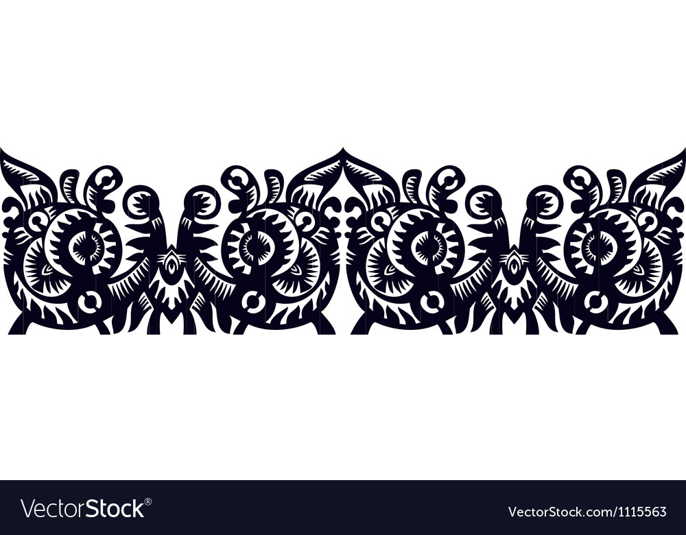 Decor stripe vector | Price: 1 Credit (USD $1)