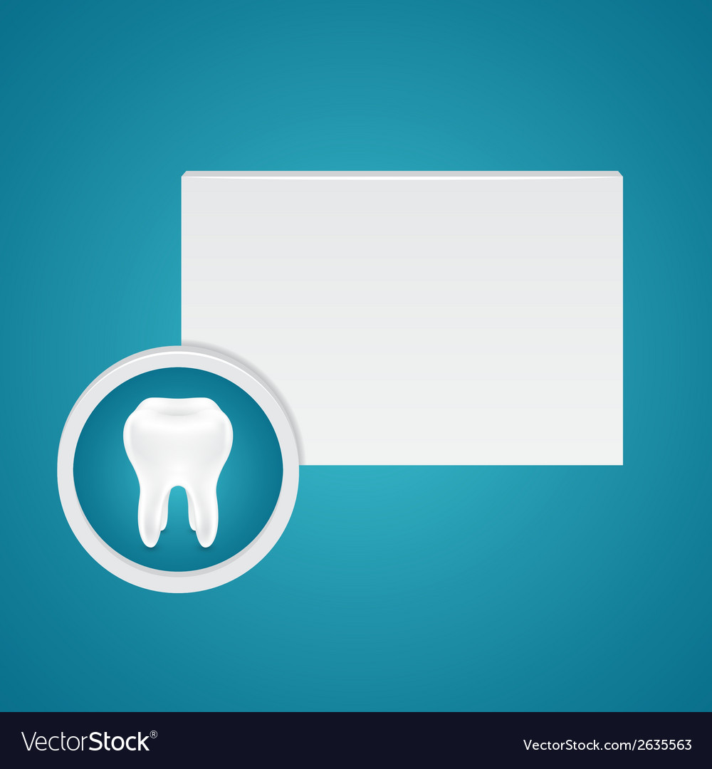 White healthy teeth vector | Price: 1 Credit (USD $1)