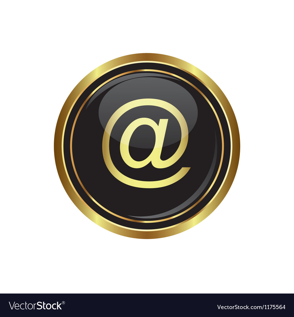 E mail icon vector | Price: 1 Credit (USD $1)