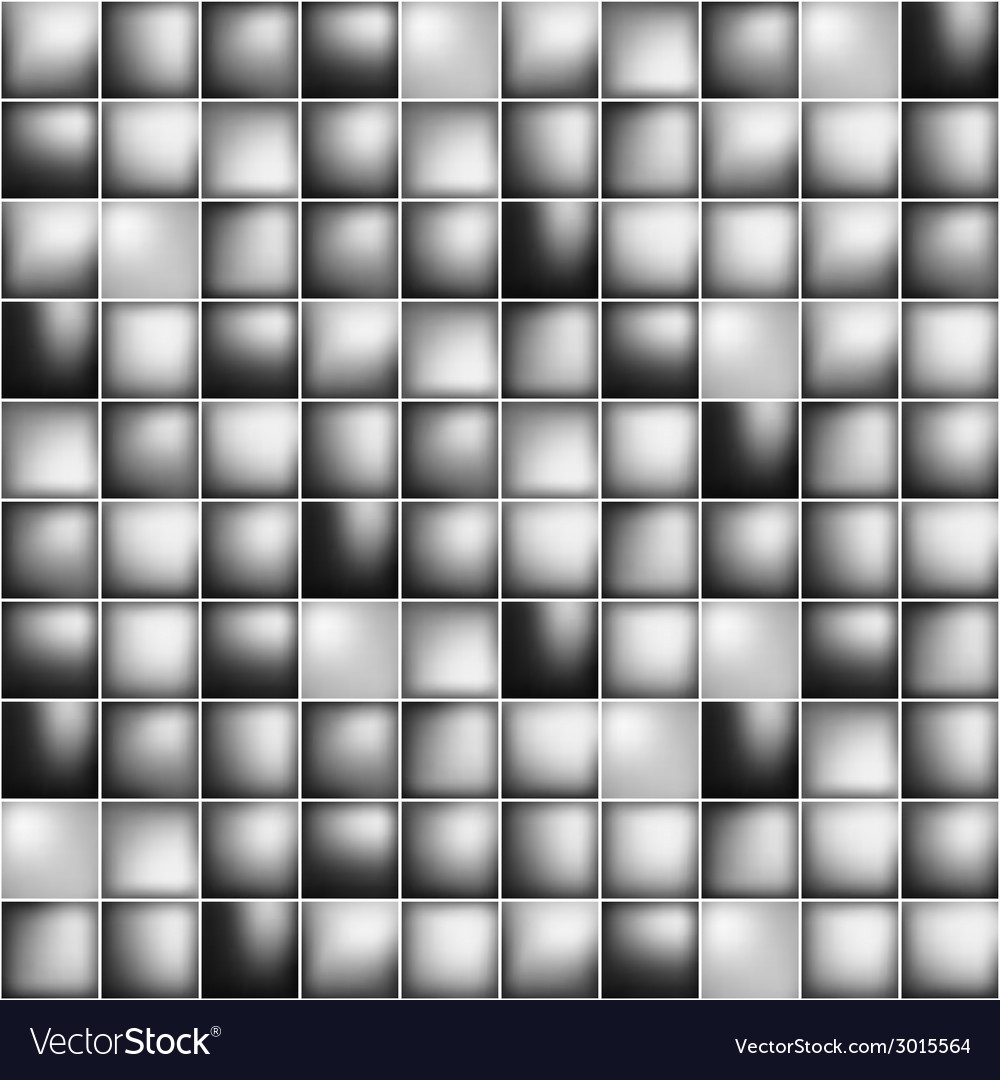 Glossy colorful mosaic square cells grid vector   Price: 1 Credit (USD $1)