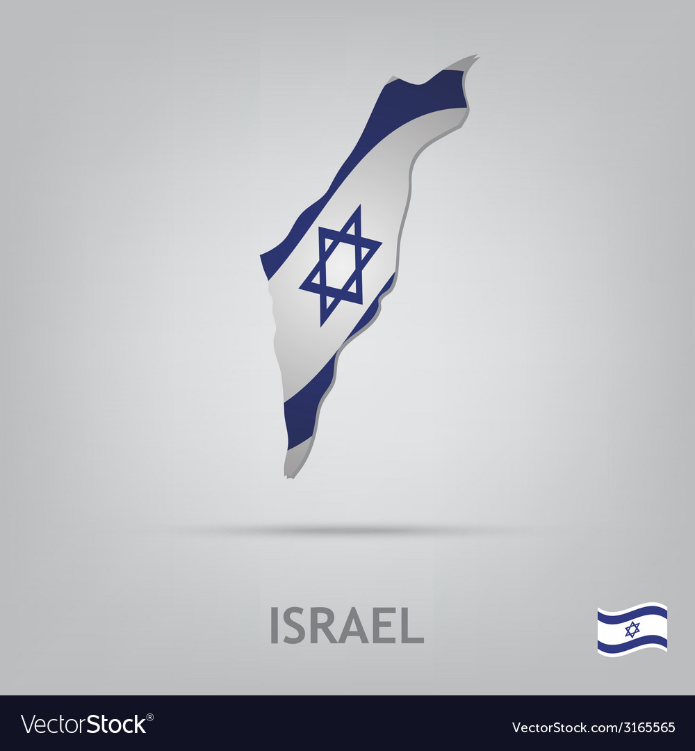 Country israel vector   Price: 1 Credit (USD $1)