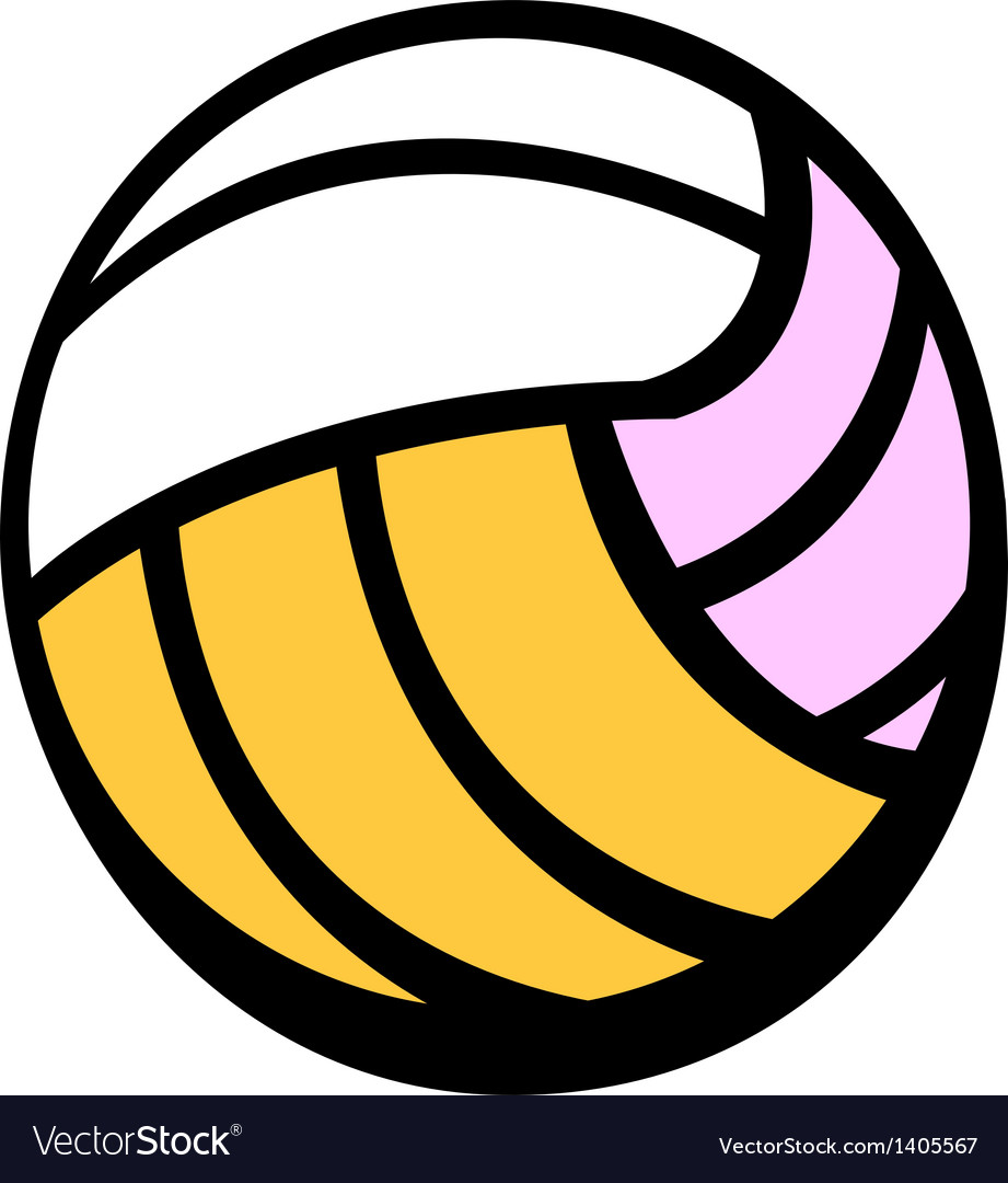 A dodge ball vector | Price: 1 Credit (USD $1)