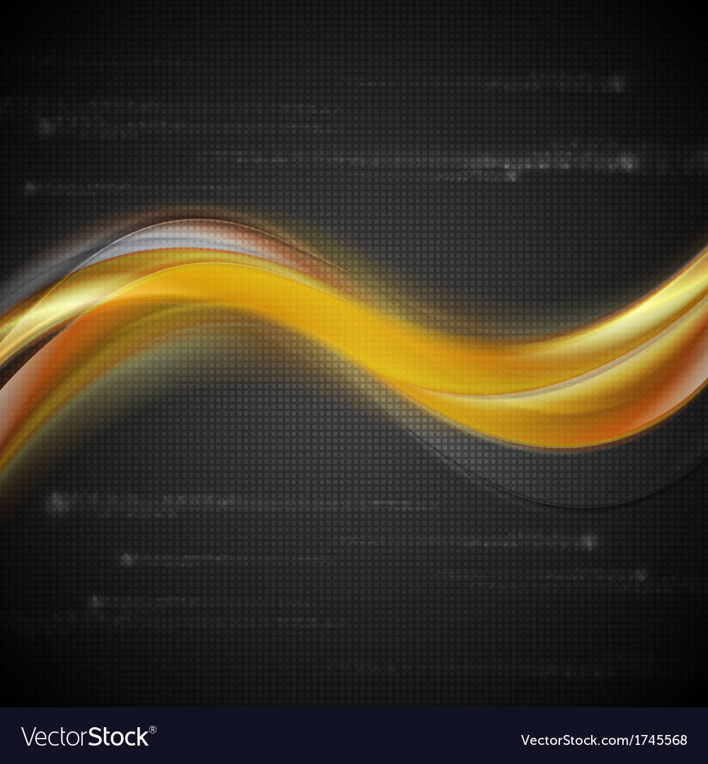 Bright wavy concept backdrop vector | Price: 1 Credit (USD $1)