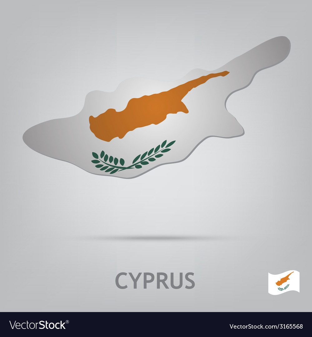 Country cyprus vector   Price: 1 Credit (USD $1)