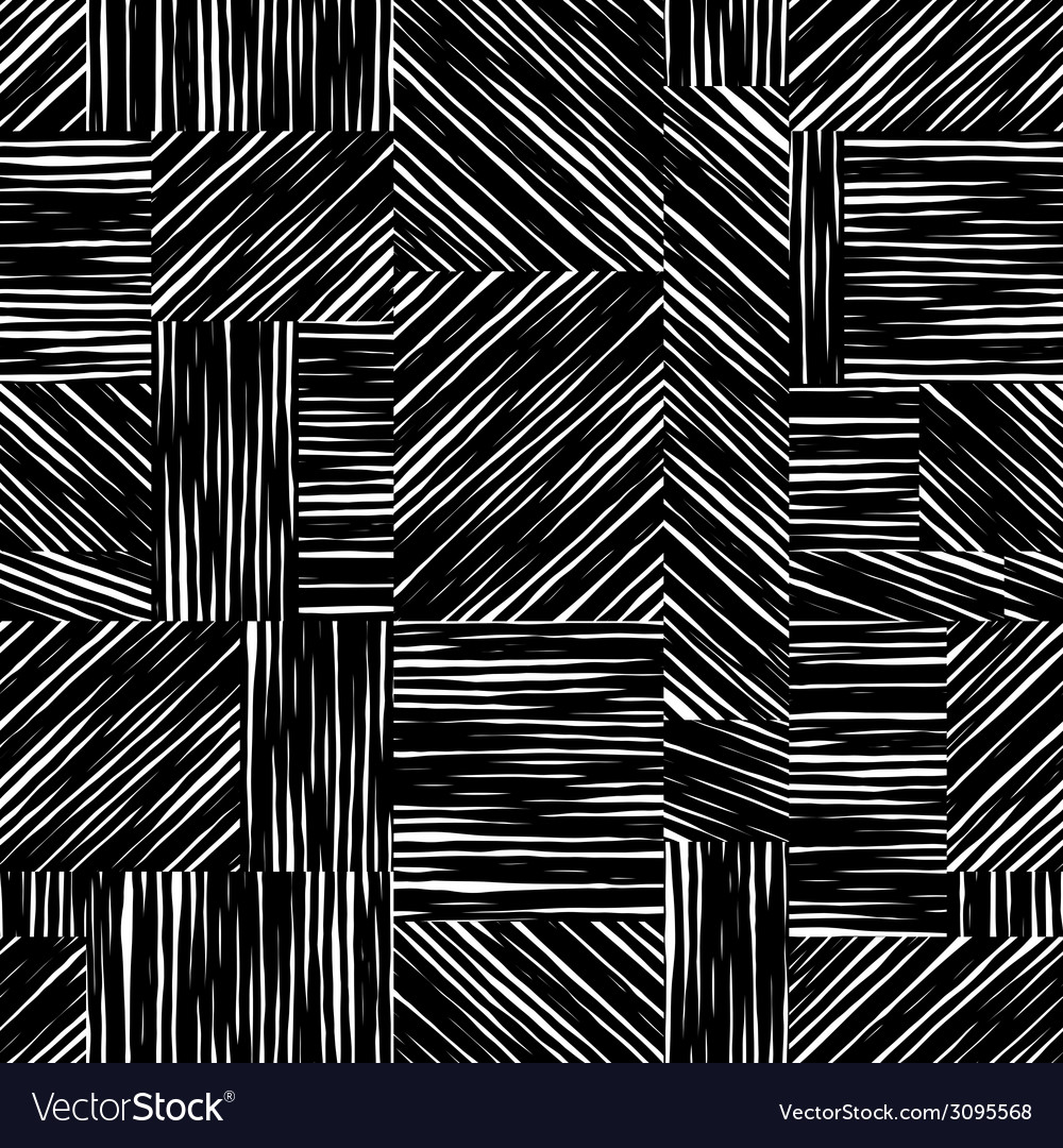 Textures seamless pattern hand drawn background vector | Price: 1 Credit (USD $1)