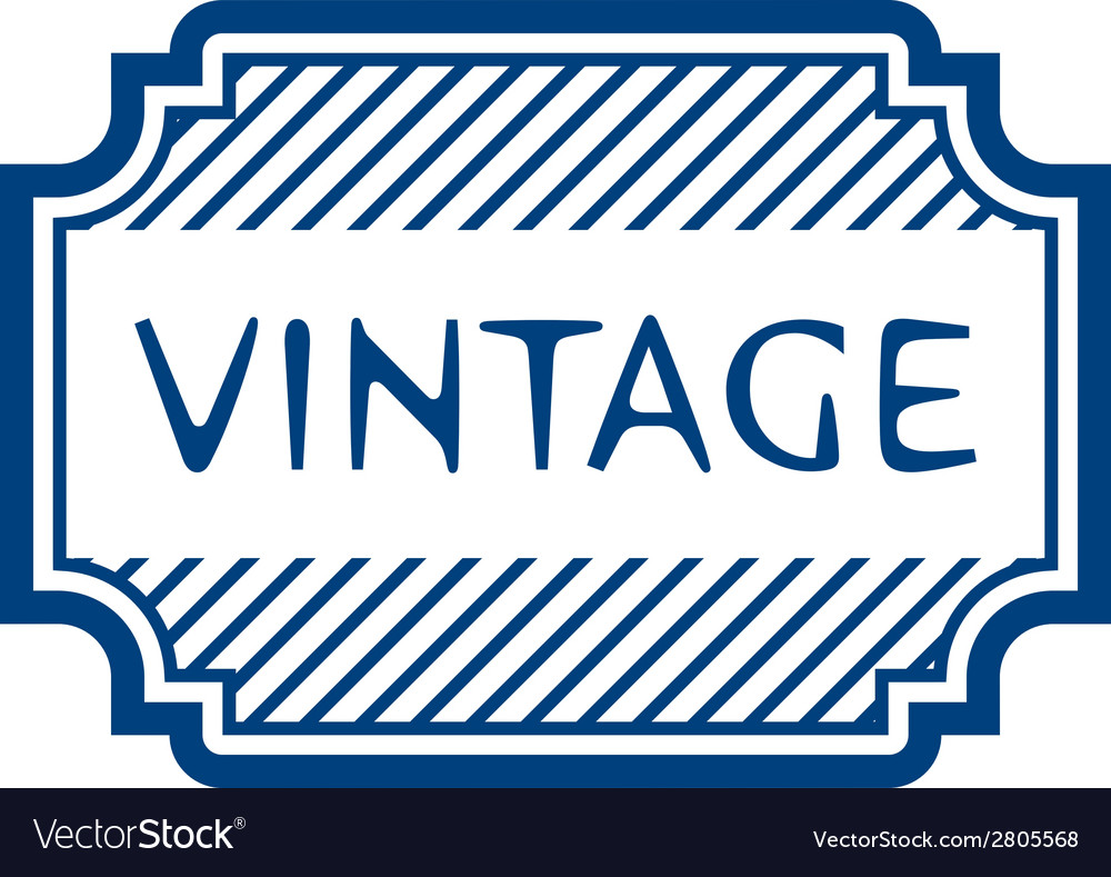 Vintage certificate rubber stamp vector | Price: 1 Credit (USD $1)