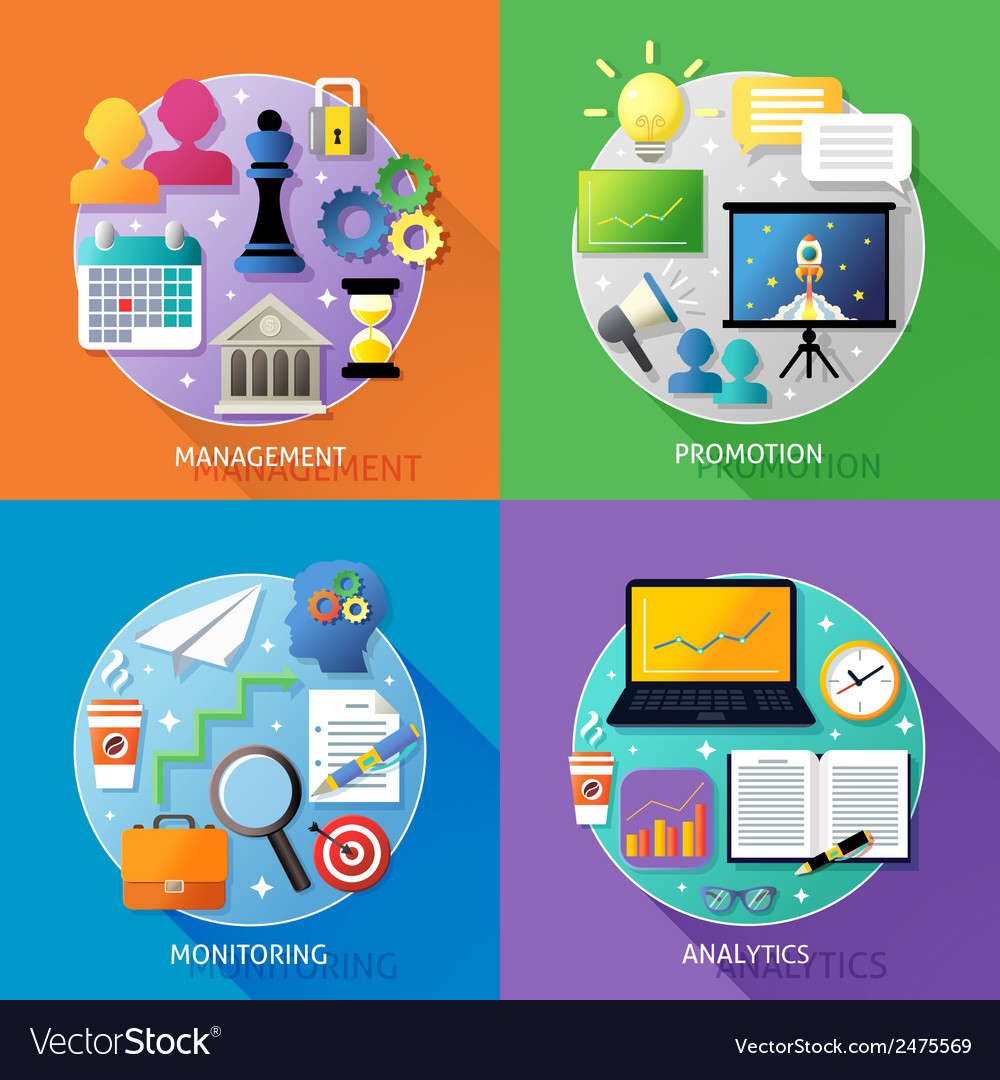Business steps concept vector   Price: 1 Credit (USD $1)