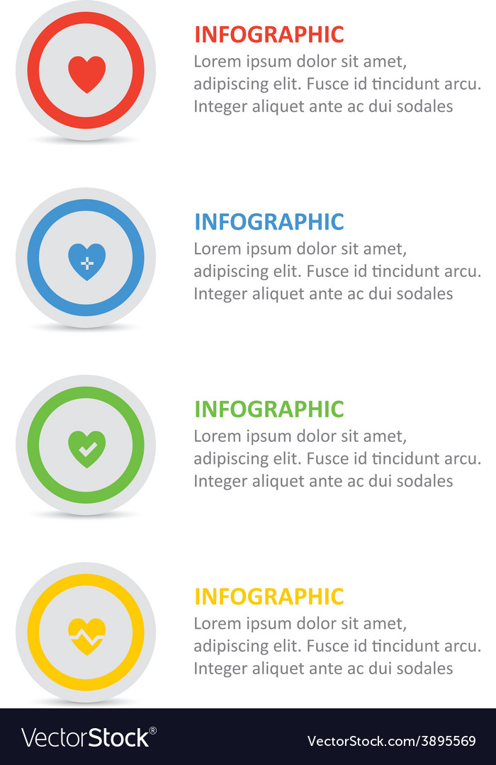 Infographic 341 vector | Price: 1 Credit (USD $1)
