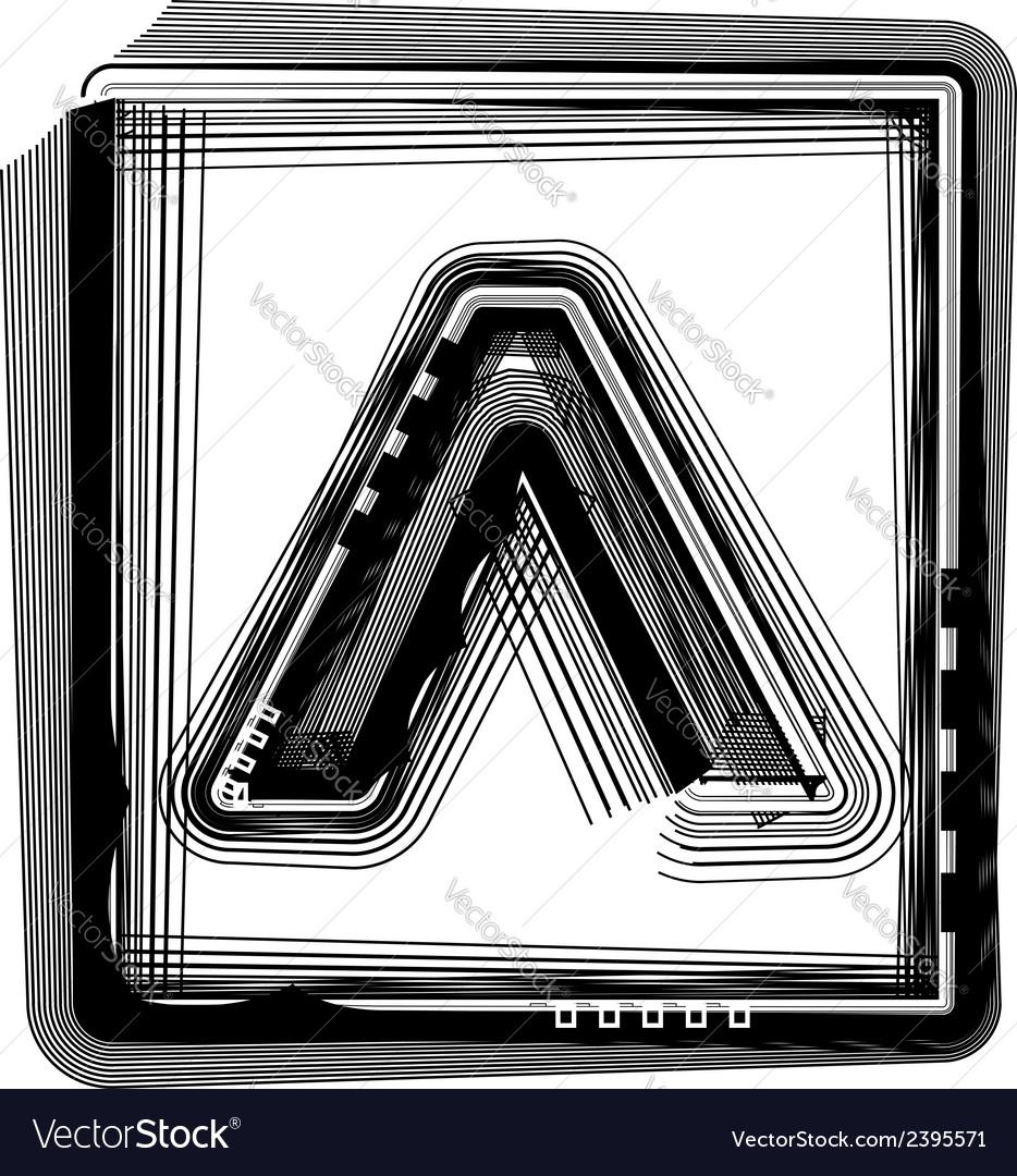 Striped symbol vector   Price: 1 Credit (USD $1)