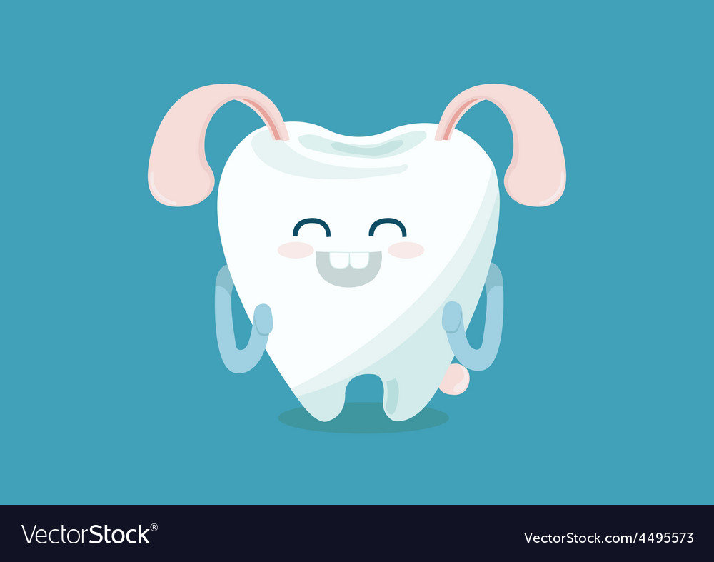 Buck teeth vector | Price: 1 Credit (USD $1)
