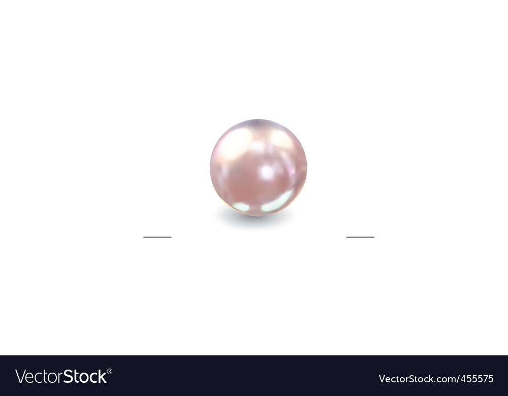 pearl vector vector | Price: 1 Credit (USD $1)