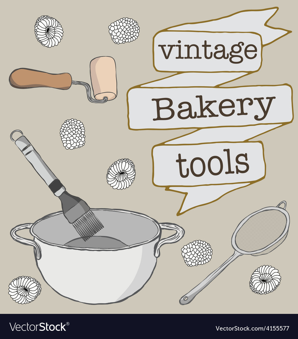 Bakery vector | Price: 1 Credit (USD $1)