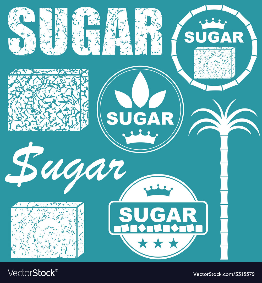Sugar vector | Price: 1 Credit (USD $1)