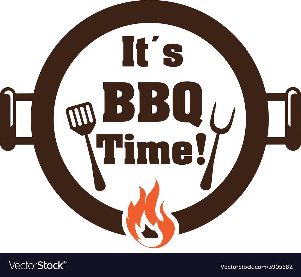 Barbecue restaurant vector | Price: 1 Credit (USD $1)