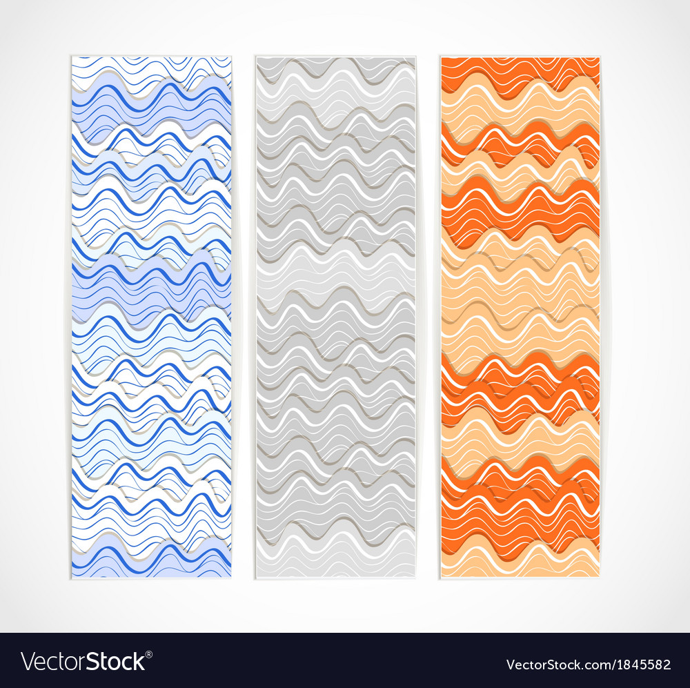 Information banners vector | Price: 1 Credit (USD $1)