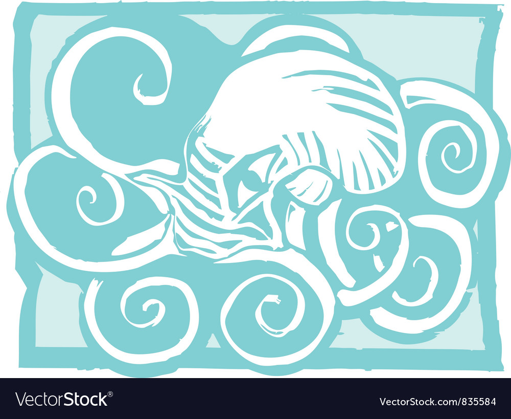 Octopus vector | Price: 1 Credit (USD $1)