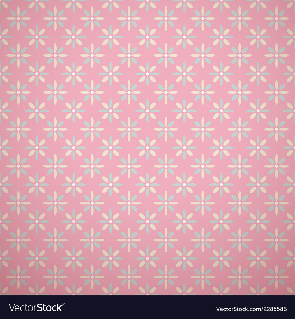 Sweet cute seamless patterns tiling vector | Price: 1 Credit (USD $1)