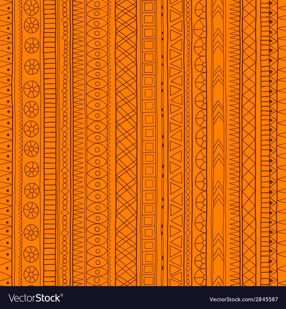 Original tribal doddle ethnic pattern vector | Price: 1 Credit (USD $1)