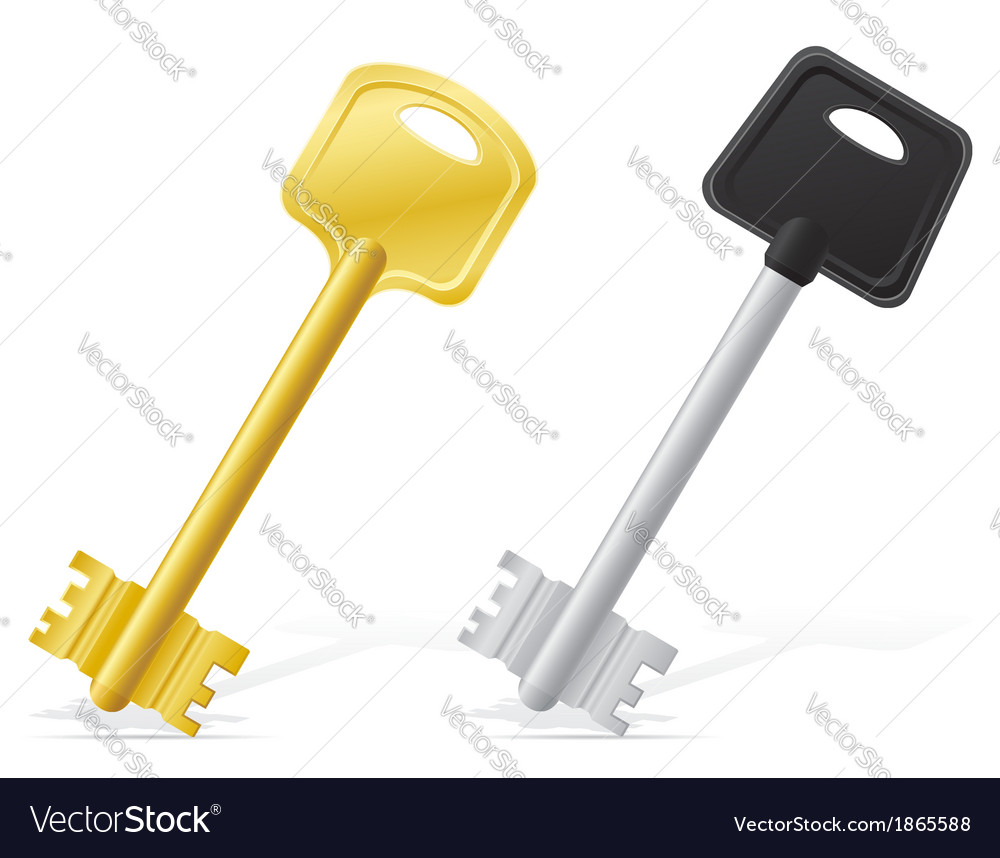 Key 18 vector | Price: 1 Credit (USD $1)