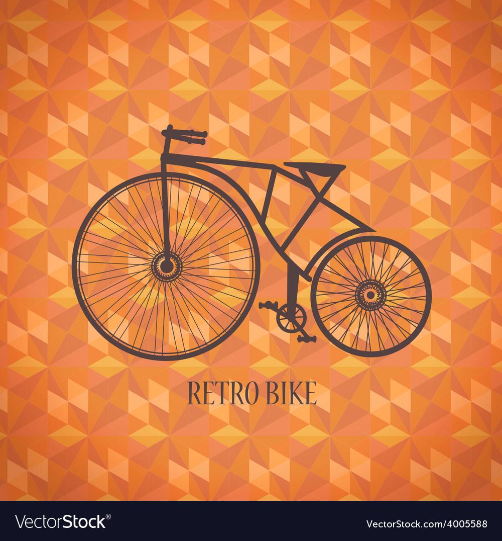 Old bike vector   Price: 1 Credit (USD $1)