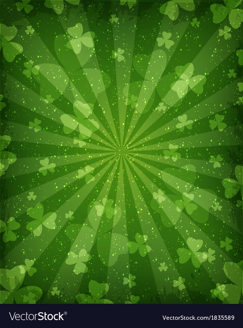 Patricks day background vector | Price: 1 Credit (USD $1)