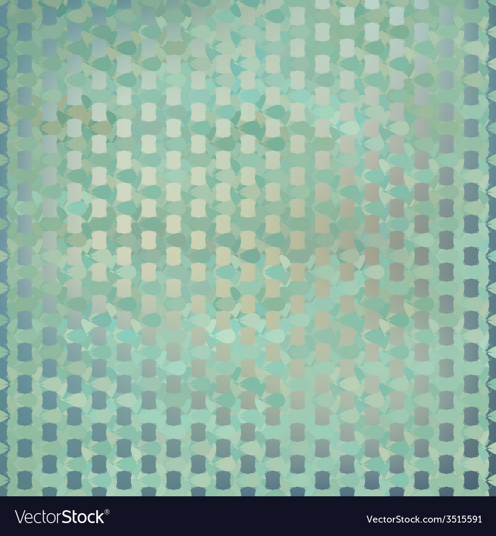 Abstract green line background vector | Price: 1 Credit (USD $1)