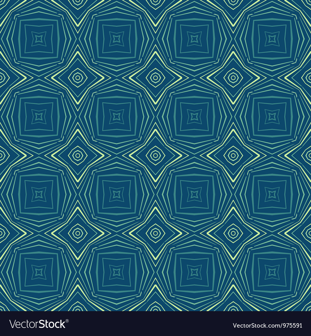 Vintage winter wallpaper pattern seamless vector | Price: 1 Credit (USD $1)
